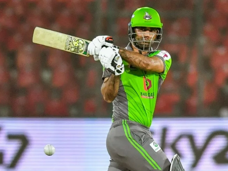 Wiese cameo bookends Zaman-Dunk rescue job for Qalandars