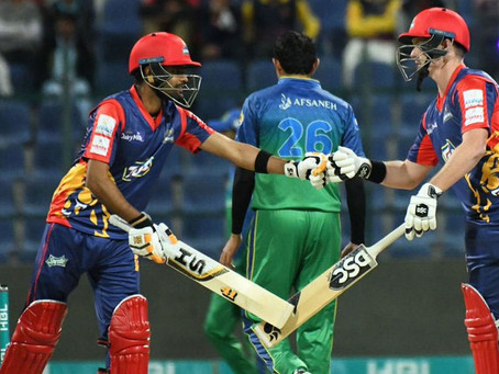 Livingstone comes back to hurt Multan again as Karachi Kings claim second win over Sultans