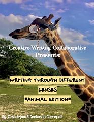 Writing Through Diff Lenses - Creative Writing Collab