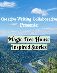 Magic Tree House Inspired - Creative Writing Collab