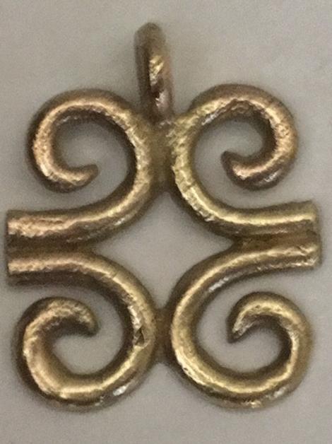 Dwennimmen Brass Symbol