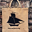 Thumbnail: Jute shopping bag with water proof lining