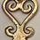 Thumbnail: Asante Sankofa Brass Symbol