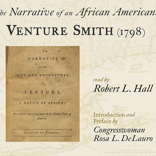 CD recording of Venture Smith's Narrative