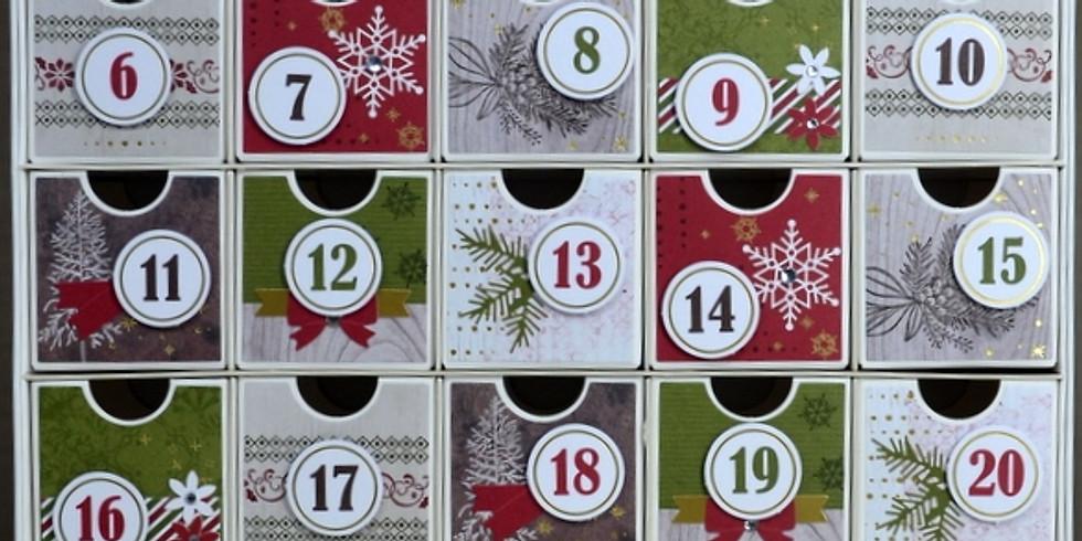 Stampin' Up Advent Calendar