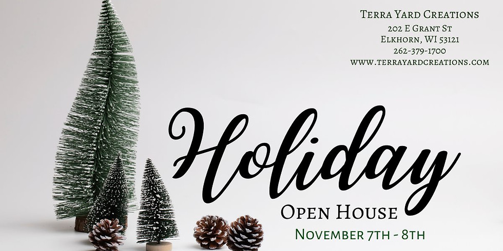 Holiday Open House at The Barn