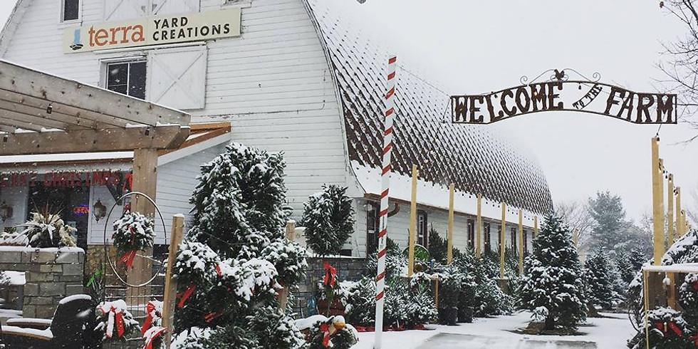 Christmas Market at The Barn