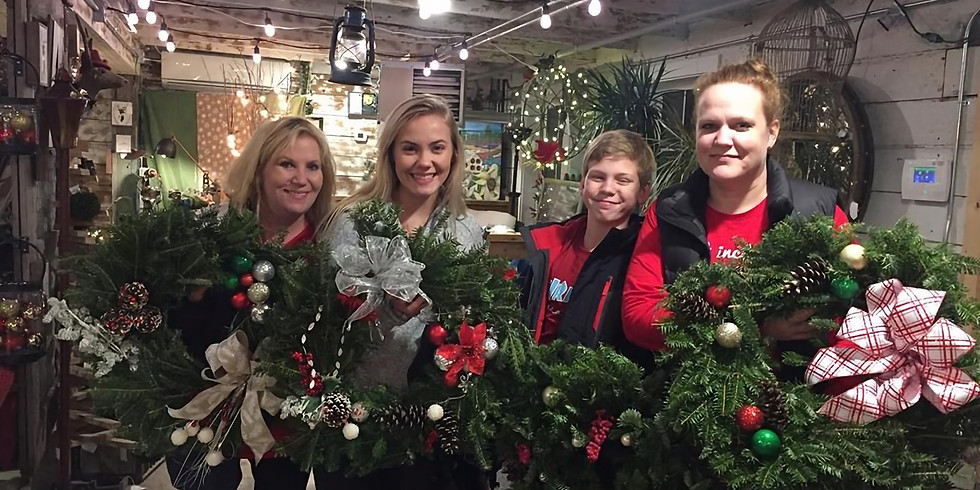 Wreath Making Class - Session 3