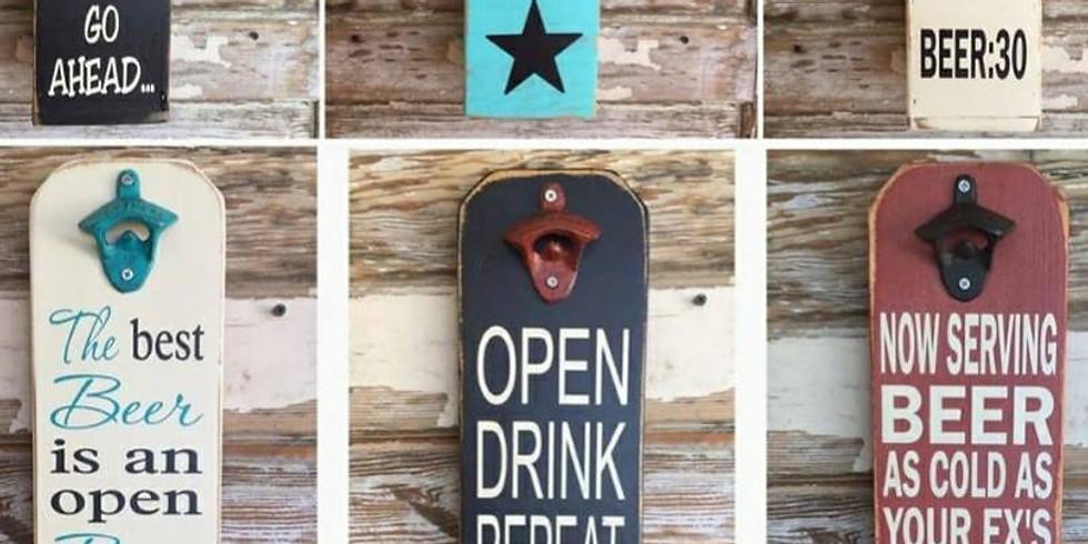 Bottle Openers! $20