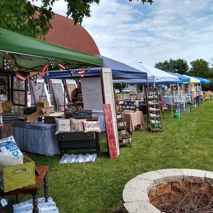 June Sunday Market at The Barn