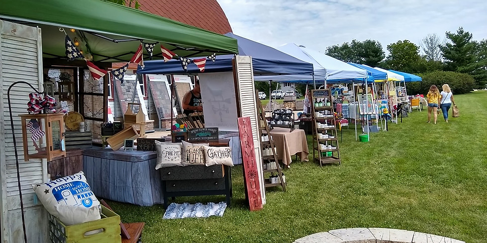 August Pop-Up Market at The Barn