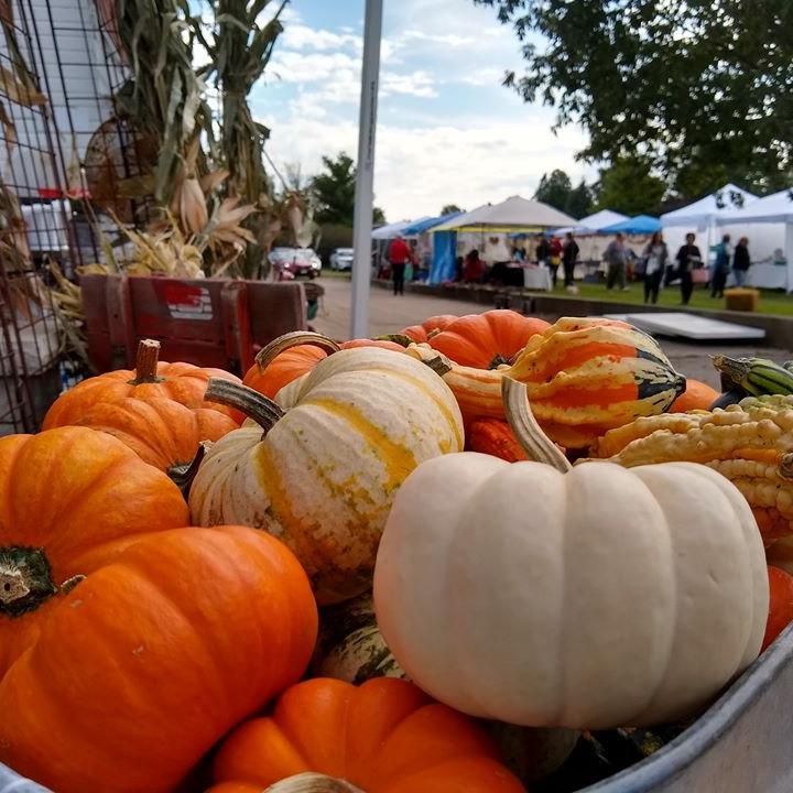 Fall Market at The Barn