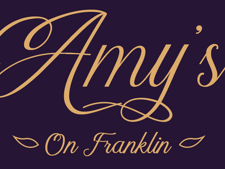 Amy's is Waiting for You.