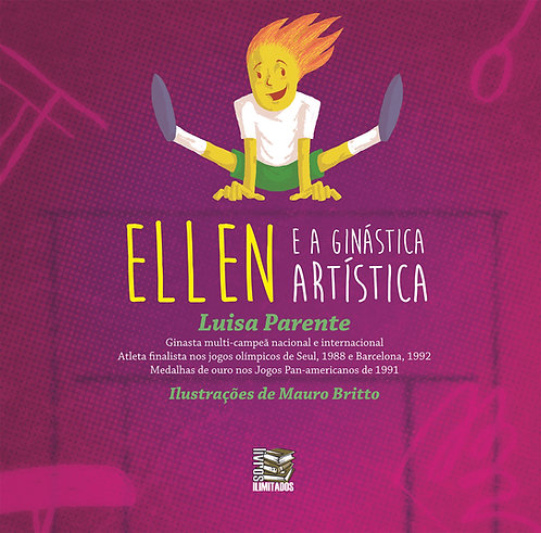 Ellen e a ginástica artística