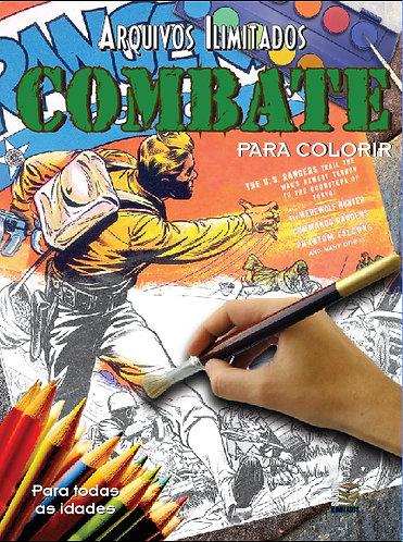 Arquivos Ilimitados para colorir: Combate