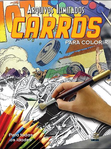 Arquivos Ilimitados para colorir: Carros
