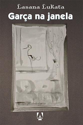 Garça na janela