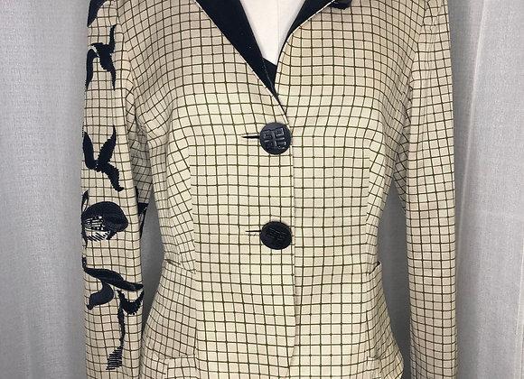 Vintage Giorgio Armani Floral Jacket