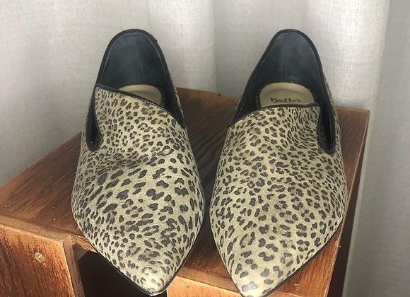 Butter Leopard Flats