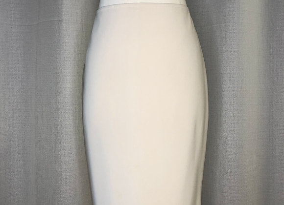 St. John Crepe Marocain Skirt, Size 6