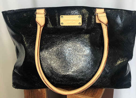 Patent Leather Kate Spade Tote