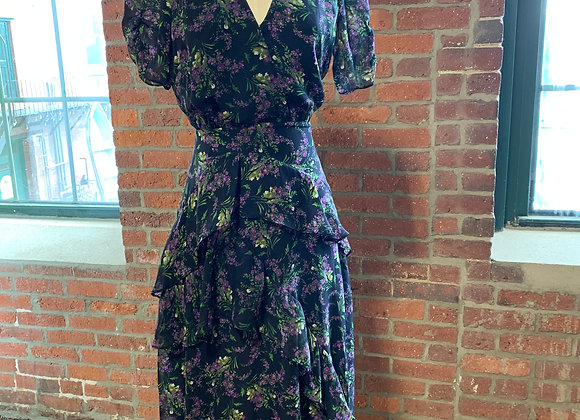 ASTR Tiered dress
