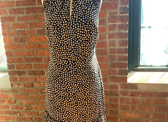 Karl Lagerfeld Polka Dot Dress, Size 2