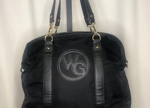 Workin Gurl Co. Paula Crossbody Overnight Bag