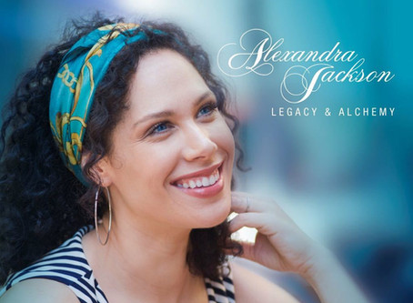 "Recommended albums of 2018 in Brazil: ""Alexandra Jackson: Legacy & Alchemy"""