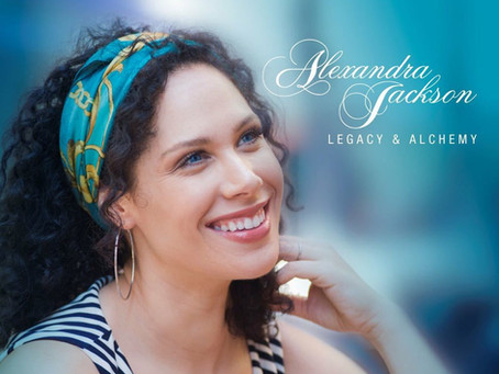"""Recommended albums of 2018 in Brazil: """"Alexandra Jackson: Legacy & Alchemy"""""""