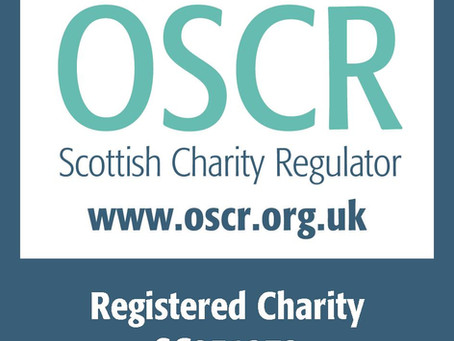 We Are A Charity!