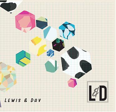 Lewis & Dav's Album Cover front.jpg