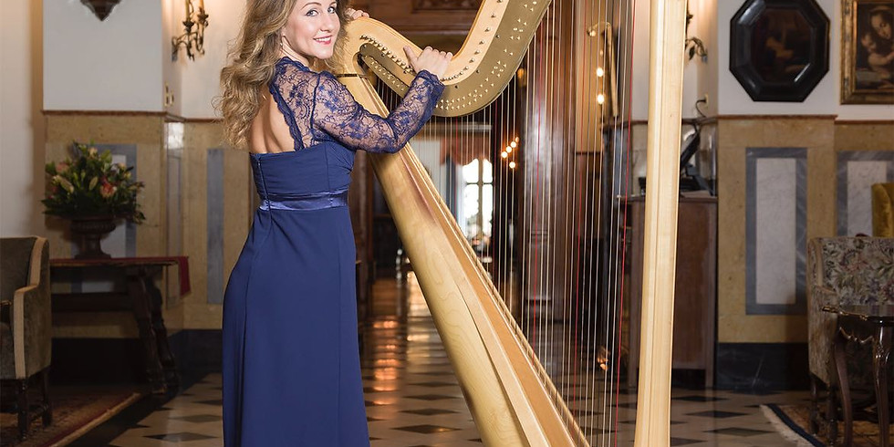 Relaxing harp music, from Classical Evergreens