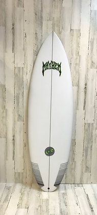 Lost Surfboards-Puddle Jumper HP Round-5'11-35.5 Liters