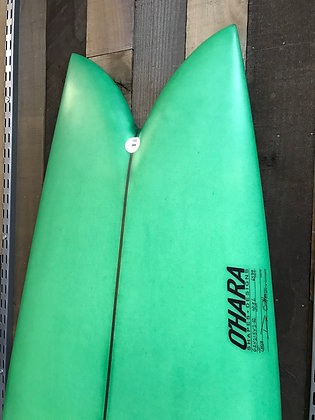 Solid Surfboards-6'2 41.5L