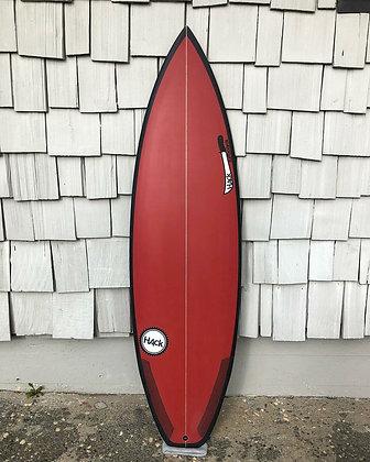 Hack Surfboards-6'0 32L
