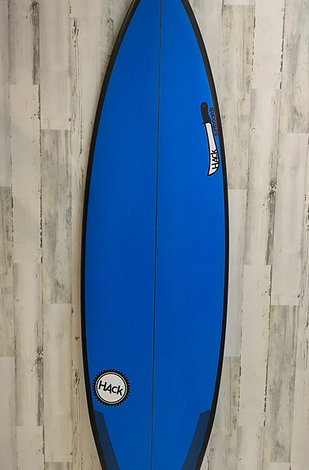 Hack Surfboards-Throttle-6'6- 40.3 Liters