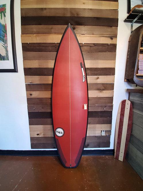 Hack Surfboard