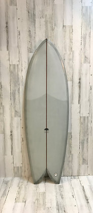 Joe Curren Surfboards-Twin Fin Fish-5'7