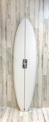 Ponto Surfboards-Ranger Thruster-6'9