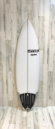 Pyzel Surfboards-Phantom-Roundtail-5'10/USED