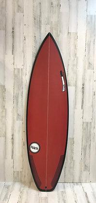 Hack Surfboards-Throttle-6'0-32 Liters