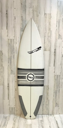 Hack Surfboards-Throttle-5'9-27.5 Liters