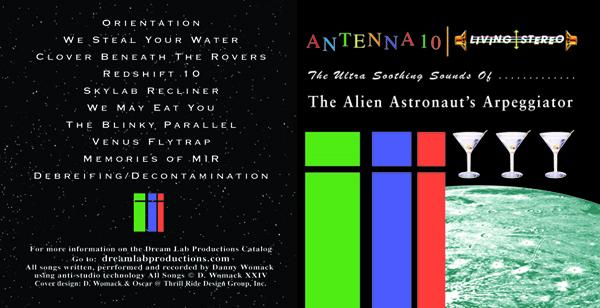Antenna 10 Cover Art
