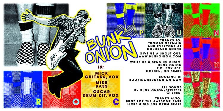 Bunk Onion Inner sleeve