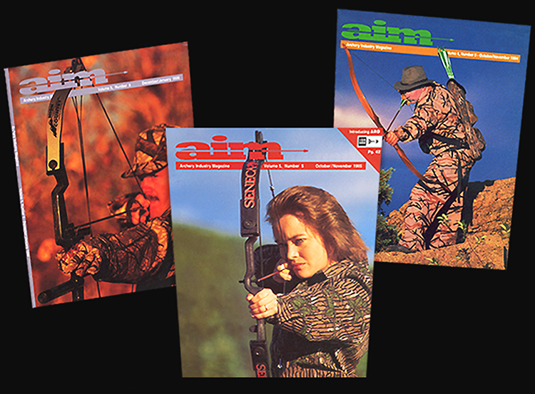 AIM Magazine Covers