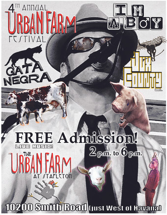 Urban Farm, Denver
