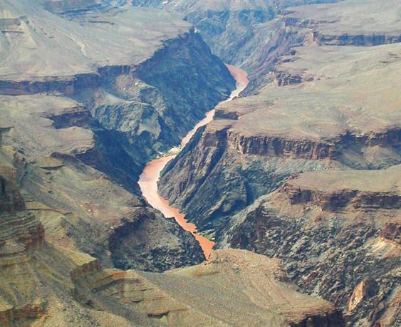 Colorado River through GC