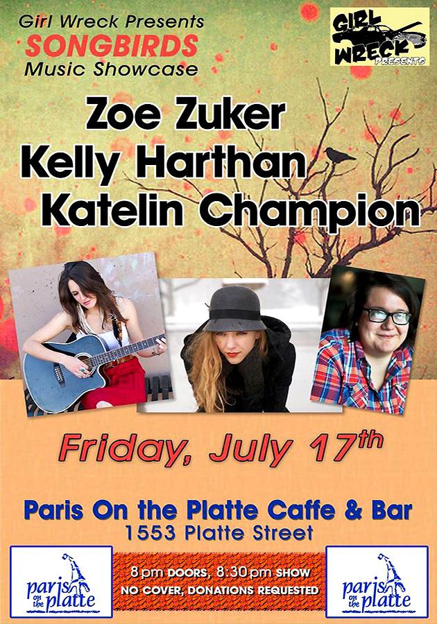 Paris On The Platte Caffe & Bar