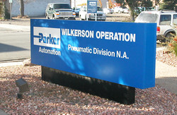 Wilkerson Operation Sign